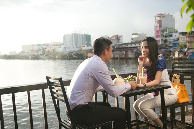 Công Vinh - Thủy Tiên lên kênh truyền hình thể thao số 1 thế giới - Ảnh 5.