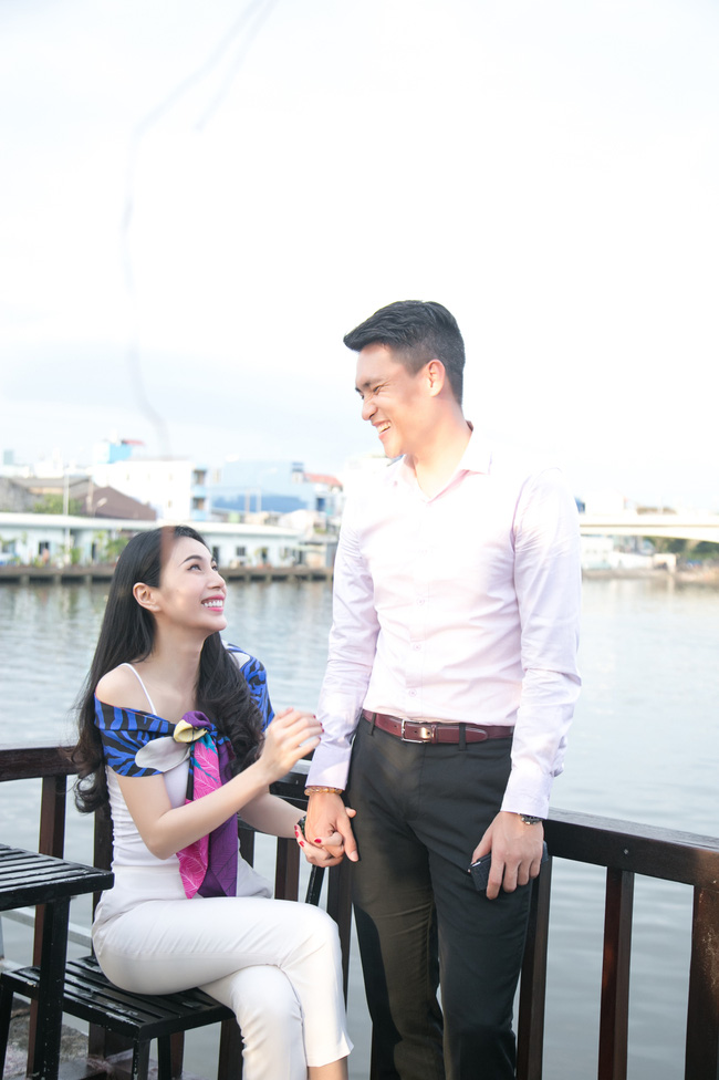 Công Vinh - Thủy Tiên lên kênh truyền hình thể thao số 1 thế giới - Ảnh 11.