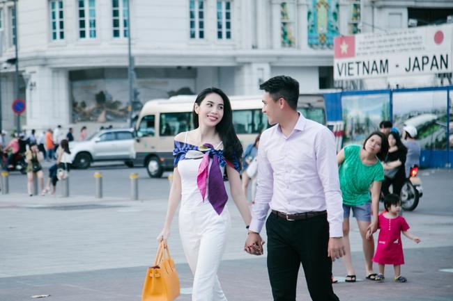 Công Vinh - Thủy Tiên lên kênh truyền hình thể thao số 1 thế giới - Ảnh 13.