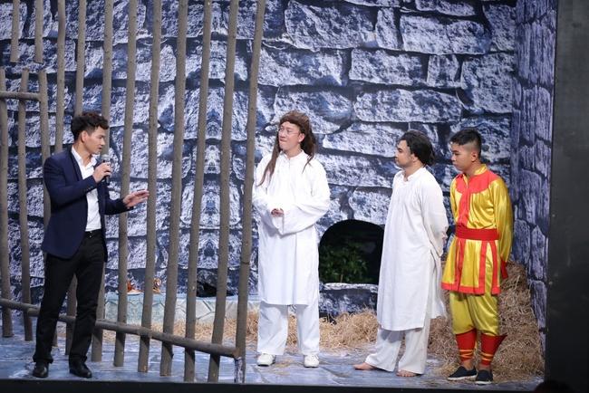 Trấn Thành bực bội khi Lilly Nguyễn quá đơ khi tham gia Ơn giời - ảnh 5