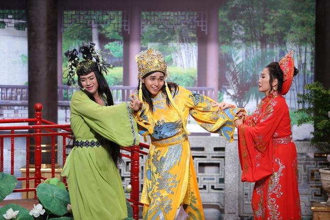 Trấn Thành bực bội khi Lilly Nguyễn quá đơ khi tham gia Ơn giời - ảnh 3