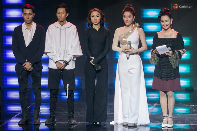 S.T tạm dẫn đầu, Hương Giang ngậm ngùi chia tay The Remix - Ảnh 6.