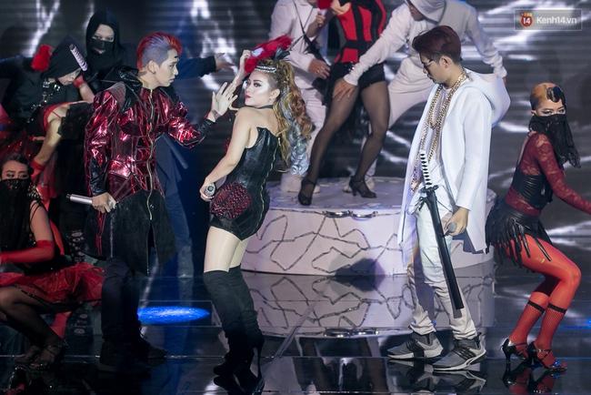 S.T tạm dẫn đầu, Hương Giang ngậm ngùi chia tay The Remix - Ảnh 8.