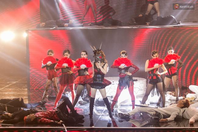 S.T tạm dẫn đầu, Hương Giang ngậm ngùi chia tay The Remix - Ảnh 9.