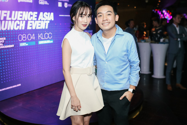 Hàng loạt các cặp đôi hot nhất đã có mặt trong buổi ra mắt giải thưởng Influence Asia tại Việt Nam! - Ảnh 12.