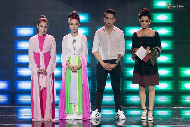 S.T tạm dẫn đầu, Hương Giang ngậm ngùi chia tay The Remix - Ảnh 14.