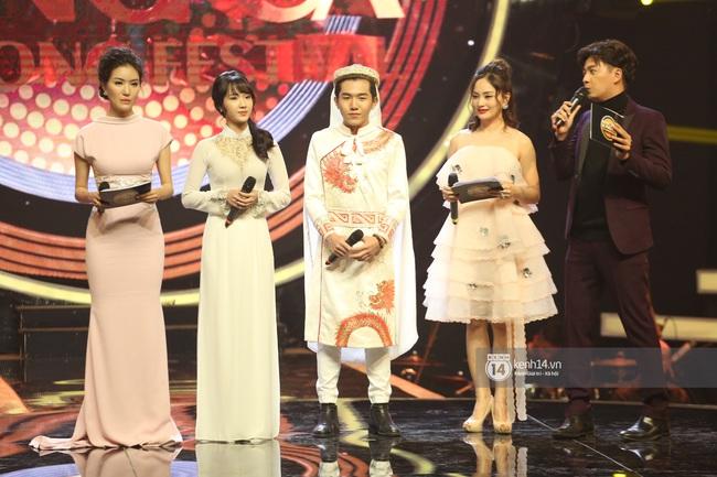 INFINITE mở màn Chung kết Nhạc hội song ca, cặp đôi Hoàng Bách lên ngôi Quán quân - Ảnh 9.