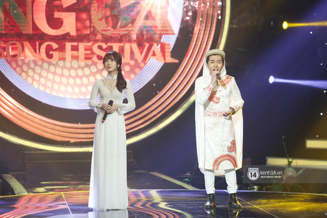 INFINITE mở màn Chung kết Nhạc hội song ca, cặp đôi Hoàng Bách lên ngôi Quán quân - Ảnh 8.
