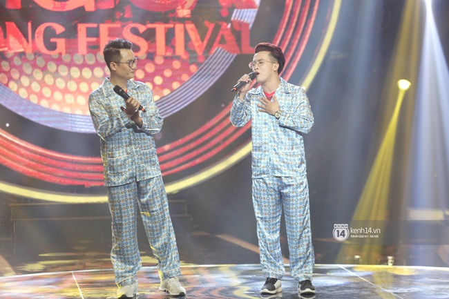 INFINITE mở màn Chung kết Nhạc hội song ca, cặp đôi Hoàng Bách lên ngôi Quán quân - Ảnh 16.