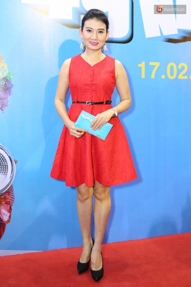 Bị nghi có bầu vì bụng bự, Hari Won quyết tâm giảm cân và diện đầm khoe chân ngực gợi cảm - Ảnh 7.