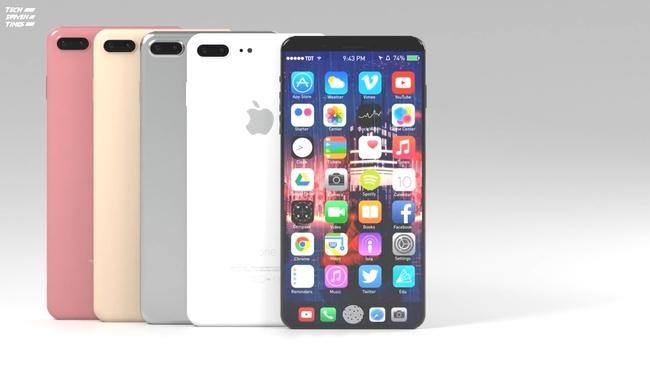 iFan sẽ đứng ngồi không yên với ý tưởng iPhone 8 tuyệt đẹp này - Ảnh 6.