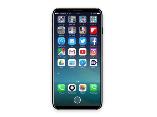 Ngắm ý tưởng iPhone 8 đẹp điên đảo đến nỗi iFan phải nhảy cẫng lên - Ảnh 3.