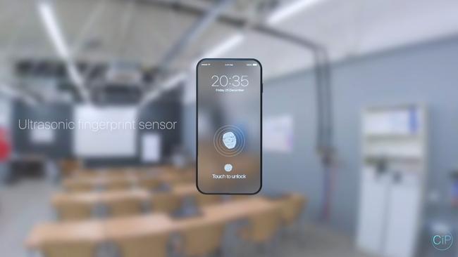 Đây rồi! Ý tưởng iPhone 8 màn hình xuyên thấu mà bấy lâu nay iFan chờ đợi - Ảnh 5.