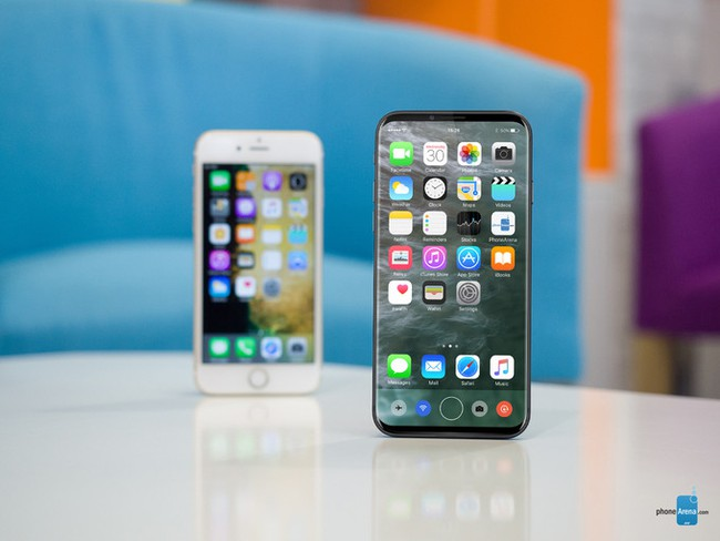 Ngắm iPhone 8 đẹp ngất ngây mà chúng ta ai cũng ao ước - Ảnh 8.