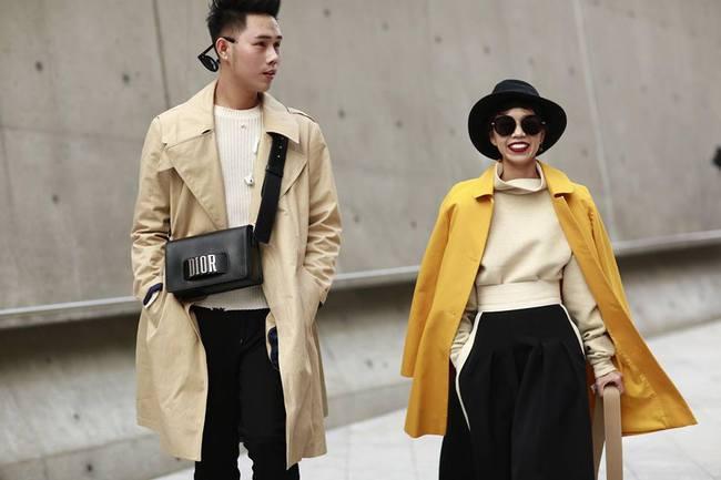 Ngoài Sơn Tùng & Tóc Tiên, Seoul Fashion Week mùa này còn nhiều gương mặt thân quen từ Vbiz - Ảnh 17.