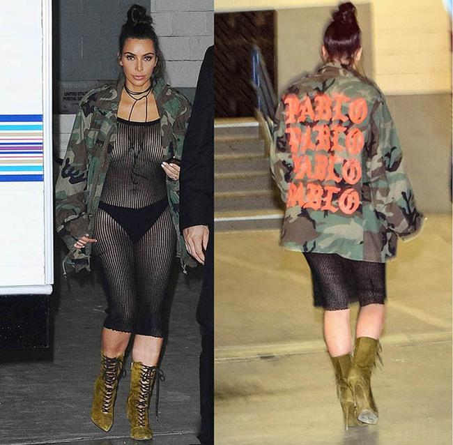 Không còn ngôn từ nào diễn tả nổi về thời trang phản cảm của Kylie Jenner! - ảnh 5
