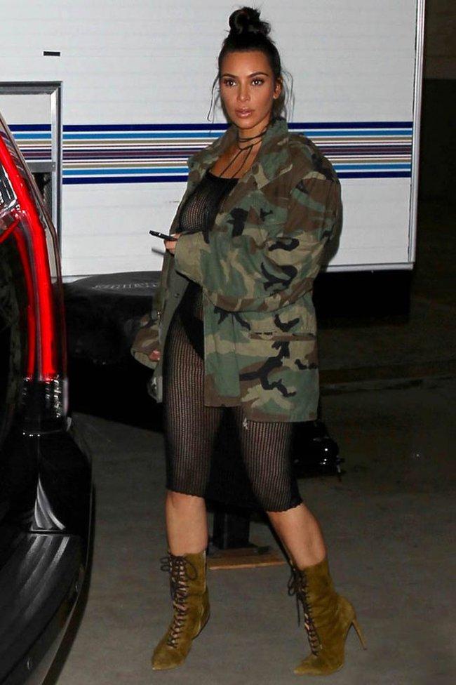 Không còn ngôn từ nào diễn tả nổi về thời trang phản cảm của Kylie Jenner! - ảnh 6