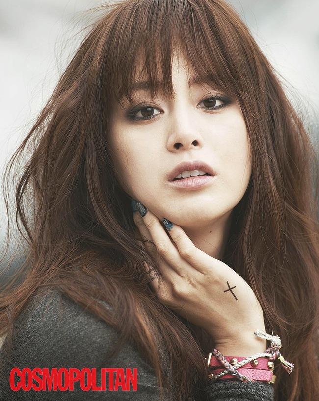 Tranh cãi việc nữ diễn viên tự nhận mình đẹp hơn cả Kim Tae Hee và Jeon Ji Hyun - Ảnh 3.