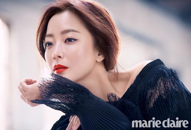 Tranh cãi việc nữ diễn viên tự nhận mình đẹp hơn cả Kim Tae Hee và Jeon Ji Hyun - Ảnh 1.
