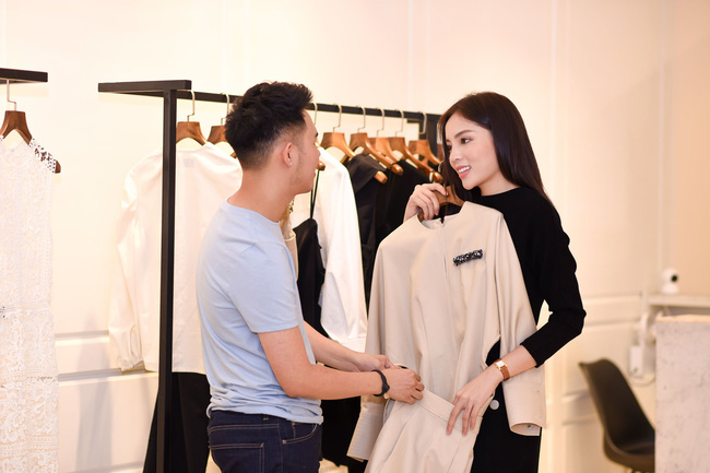 Hoa hậu Kỳ Duyên sẽ mặc gì để nổi bật giữa một dàn Hoa hậu tại show diễn Lâm Gia Khang? - ảnh 10