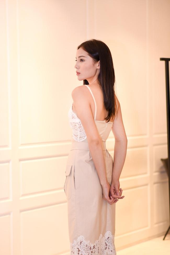 Hoa hậu Kỳ Duyên sẽ mặc gì để nổi bật giữa một dàn Hoa hậu tại show diễn Lâm Gia Khang? - ảnh 13