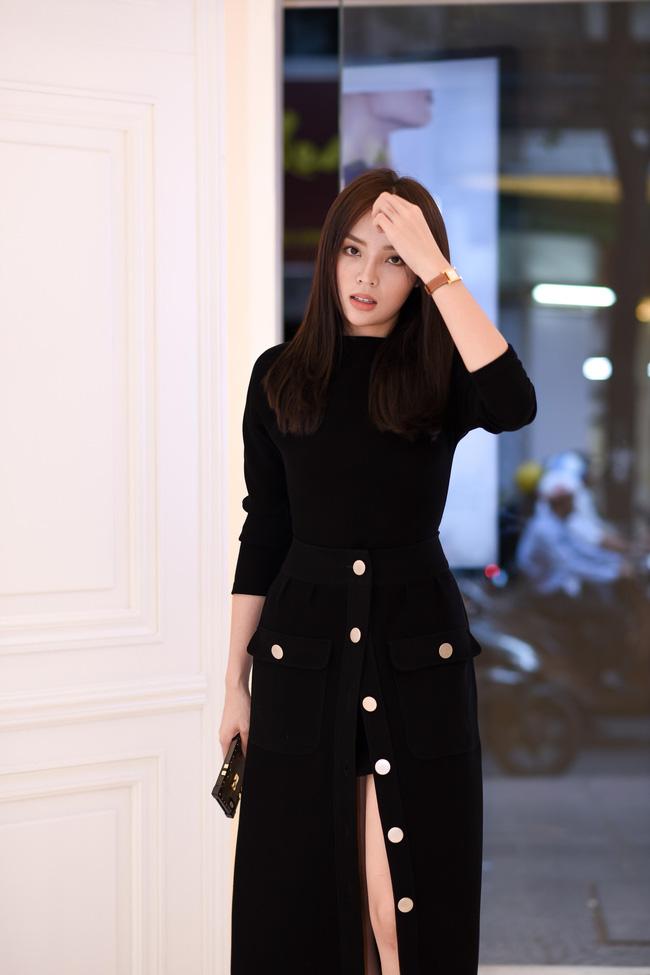Hoa hậu Kỳ Duyên sẽ mặc gì để nổi bật giữa một dàn Hoa hậu tại show diễn Lâm Gia Khang? - ảnh 3