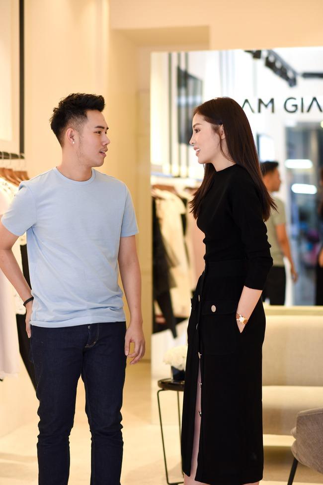Hoa hậu Kỳ Duyên sẽ mặc gì để nổi bật giữa một dàn Hoa hậu tại show diễn Lâm Gia Khang? - ảnh 4