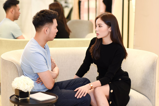 Hoa hậu Kỳ Duyên sẽ mặc gì để nổi bật giữa một dàn Hoa hậu tại show diễn Lâm Gia Khang? - ảnh 5