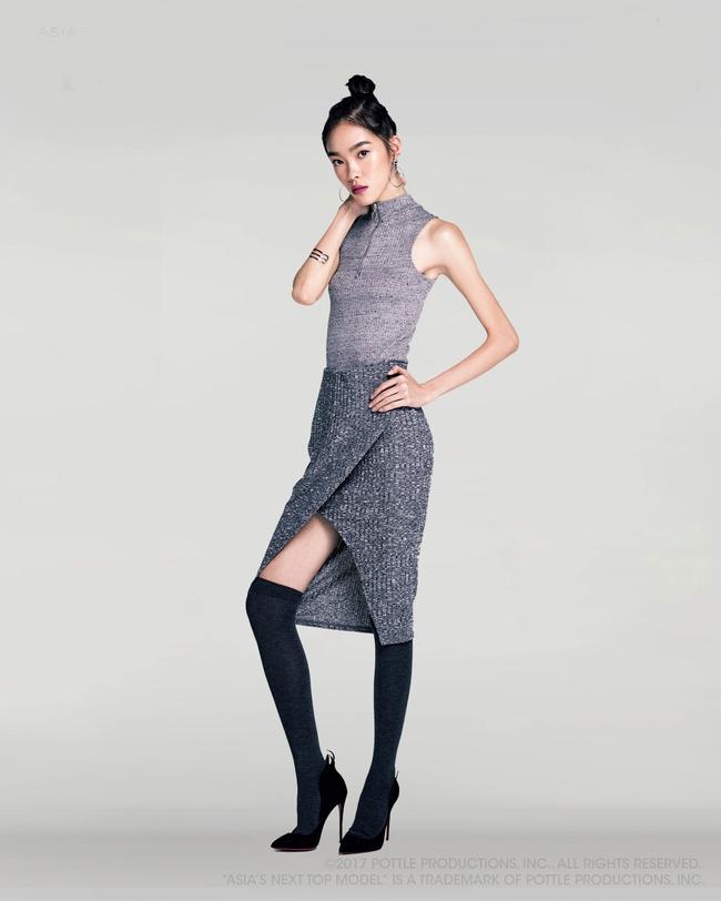 Chính thức: Minh Tú là đại diện Việt Nam tại Asias Next Top Model! - Ảnh 12.