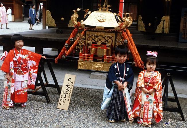 Ngày vui nhất của trẻ em Nhật Bản trong năm: Lễ hội búp bê toàn quốc - Ảnh 7.