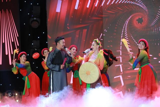 Diễn viên Trung Dũng bị loại khỏi Trời sinh một cặp sau khi liều hát hit Hồ Quỳnh Hương - Ảnh 7.