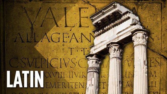 """Tiếng Latin đã trở thành một ngôn ngữ """"chết"""" như thế nào? - Ảnh 1."""