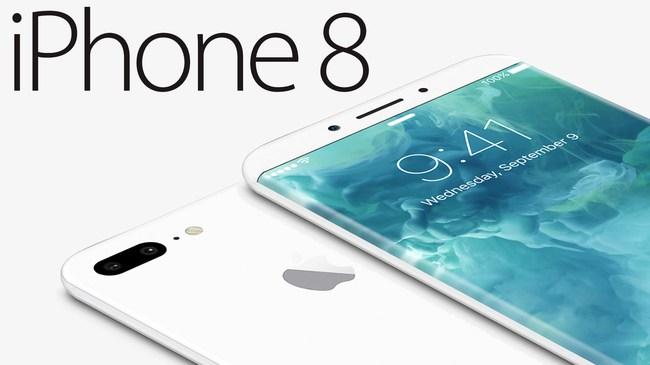 iPhone 8 sẽ đẹp mê ly thế này khi ra mắt