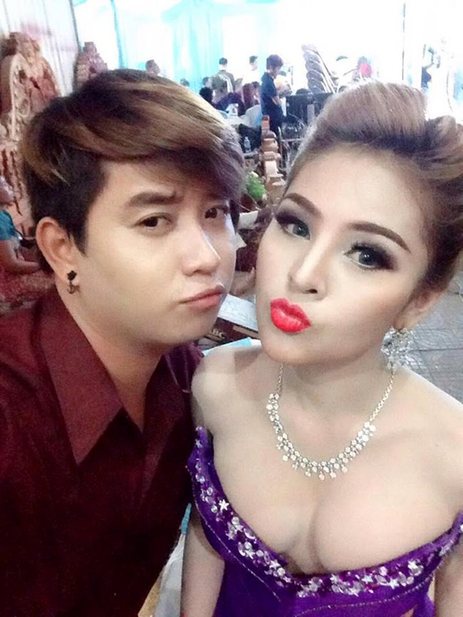 Nữ diễn viên Campuchia bị cấm đóng phim vì quá sexy