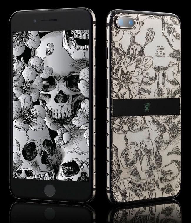 Đây là 6 chiếc iPhone 7/7 Plus xa xỉ khiến ai cũng thèm nhỏ dãi - Ảnh 12.