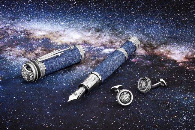 Chiếc bút bi nạm kim cương giá 34 tỷ đồng cầm sang tay thôi rồi - Ảnh 1.