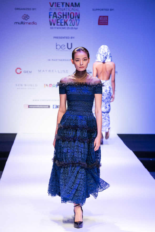 Đến hẹn lại lên, Vietnam International Fashion Week trở lại với mùa Xuân/Hè 2017 vào cuối tháng 4 này - Ảnh 1.
