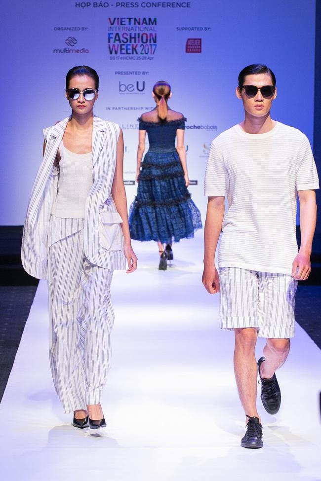 Đến hẹn lại lên, Vietnam International Fashion Week trở lại với mùa Xuân/Hè 2017 vào cuối tháng 4 này - Ảnh 2.