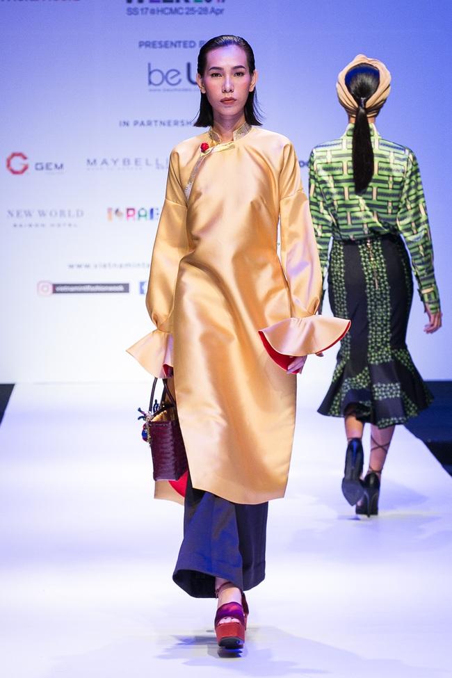 Đến hẹn lại lên, Vietnam International Fashion Week trở lại với mùa Xuân/Hè 2017 vào cuối tháng 4 này - Ảnh 4.
