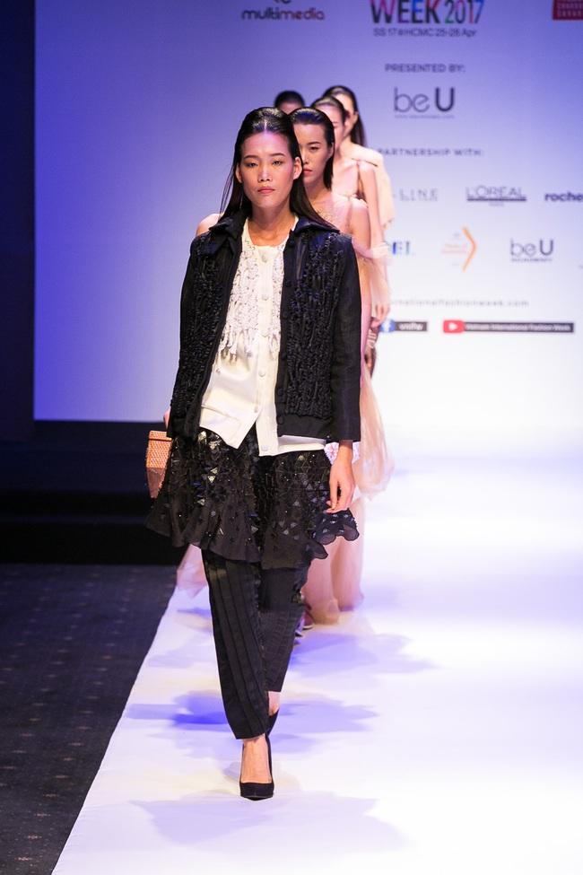 Đến hẹn lại lên, Vietnam International Fashion Week trở lại với mùa Xuân/Hè 2017 vào cuối tháng 4 này - Ảnh 9.