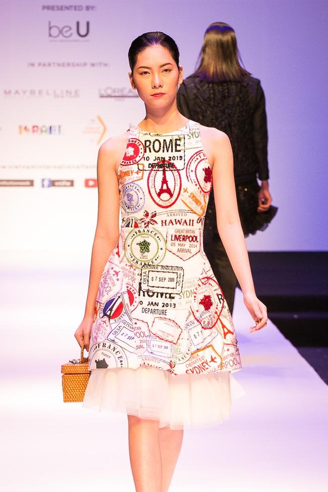 Đến hẹn lại lên, Vietnam International Fashion Week trở lại với mùa Xuân/Hè 2017 vào cuối tháng 4 này - Ảnh 12.