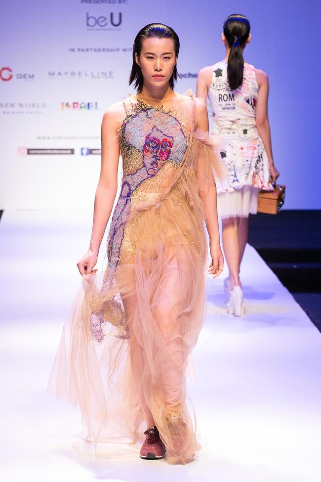 Đến hẹn lại lên, Vietnam International Fashion Week trở lại với mùa Xuân/Hè 2017 vào cuối tháng 4 này - Ảnh 11.