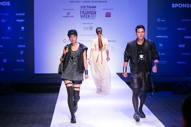 Đến hẹn lại lên, Vietnam International Fashion Week trở lại với mùa Xuân/Hè 2017 vào cuối tháng 4 này - Ảnh 15.