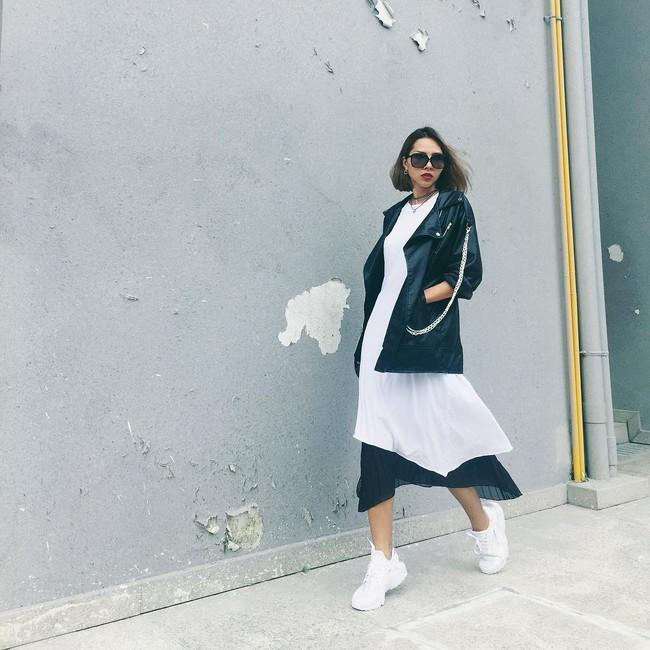 Hóa ra ngoài catwalk siêu, Minh Triệu còn sở hữu gu thời trang chất không tưởng - Ảnh 2.