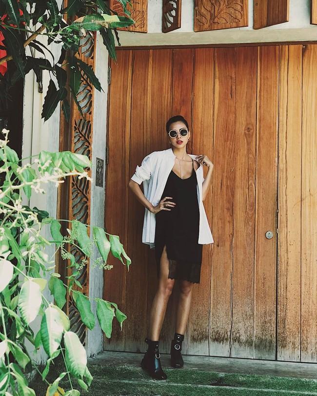 Hóa ra ngoài catwalk siêu, Minh Triệu còn sở hữu gu thời trang chất không tưởng - Ảnh 20.