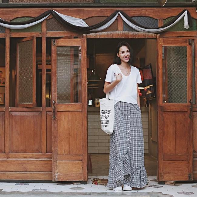 Hóa ra ngoài catwalk siêu, Minh Triệu còn sở hữu gu thời trang chất không tưởng - Ảnh 18.