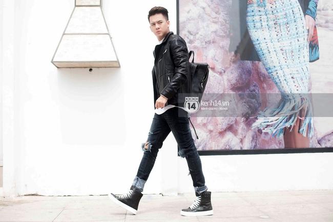 Ngắm street style đơn giản, năng động nhưng thừa độ chất và nổi bần bật của giới trẻ 2 miền - Ảnh 12.