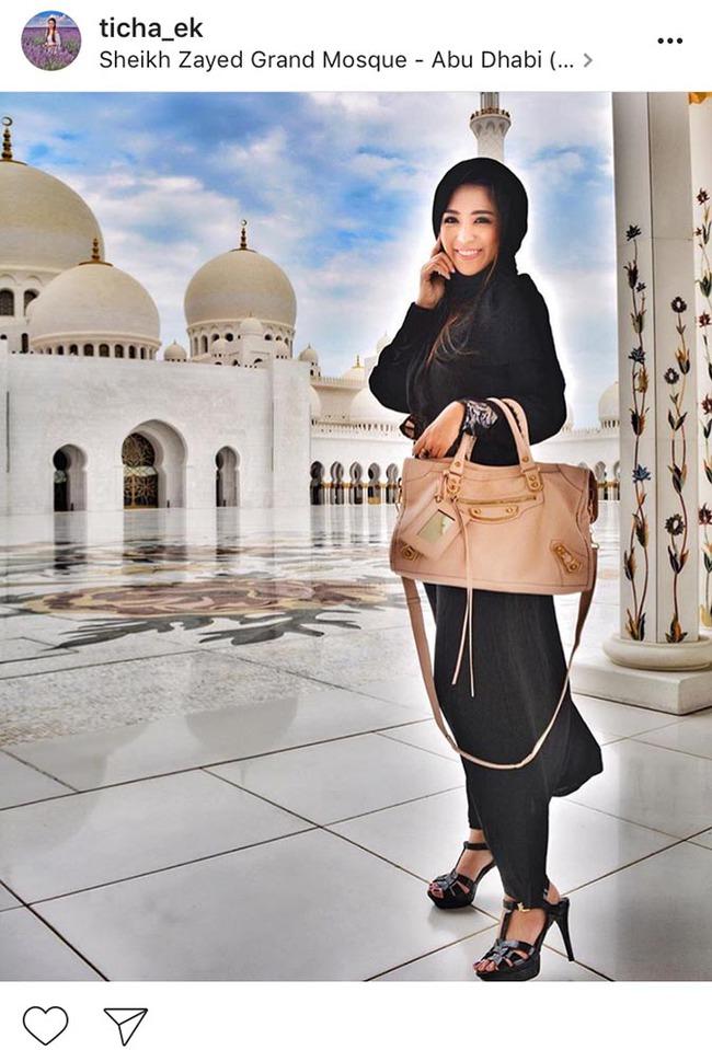 Bị bóc mẽ chuyên ghép ảnh để sống ảo, nữ tiếp viên hàng không xinh đẹp xoá luôn Instagram - Ảnh 8.