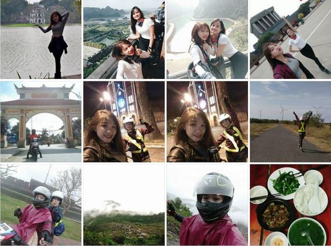 Cô gái phượt Sài Gòn - Hà Nội 40 tiếng bằng xe máy: Đã ngủ nghỉ một đêm và vận tốc trung bình 80km/h - Ảnh 1.