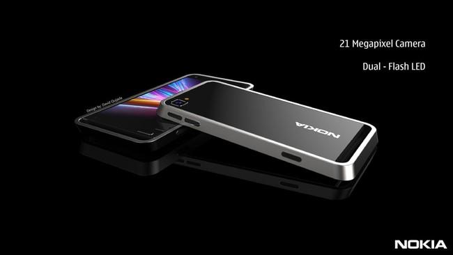 Nokia mà tung ra smartphone đẹp mướt mắt thế này thì thế giới sẽ điên đảo ngay - Ảnh 2.
